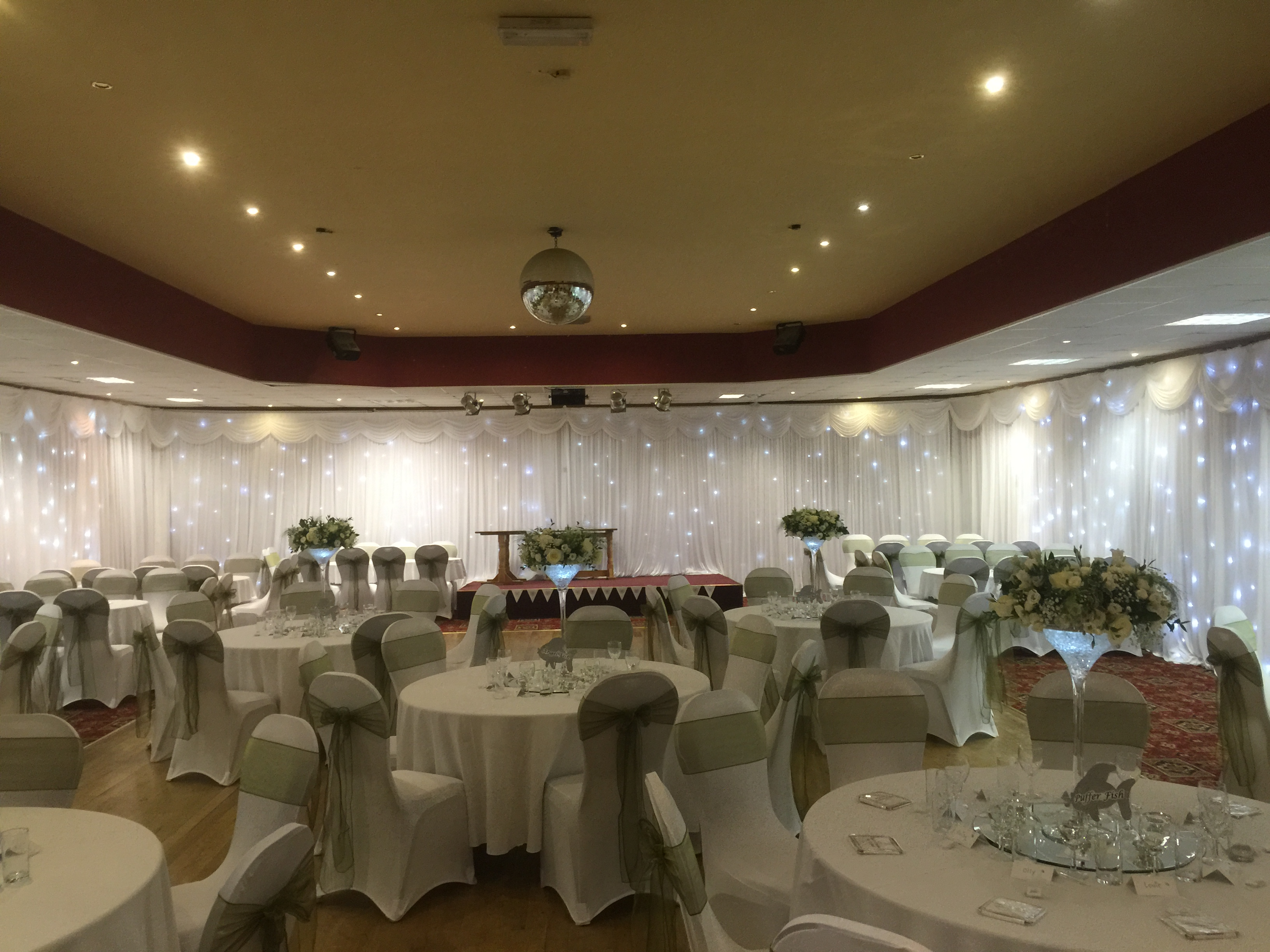 Room Hire West Lancs Golf Club